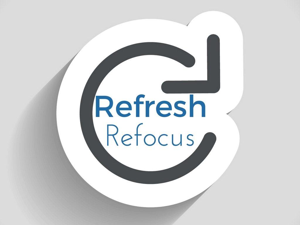 Refresh Refocus Sermon Series at South Spring Baptist Church in Tyler TX