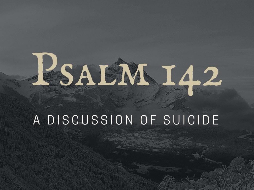 Suicide Sermon at South Spring Baptist Church in Tyler TX