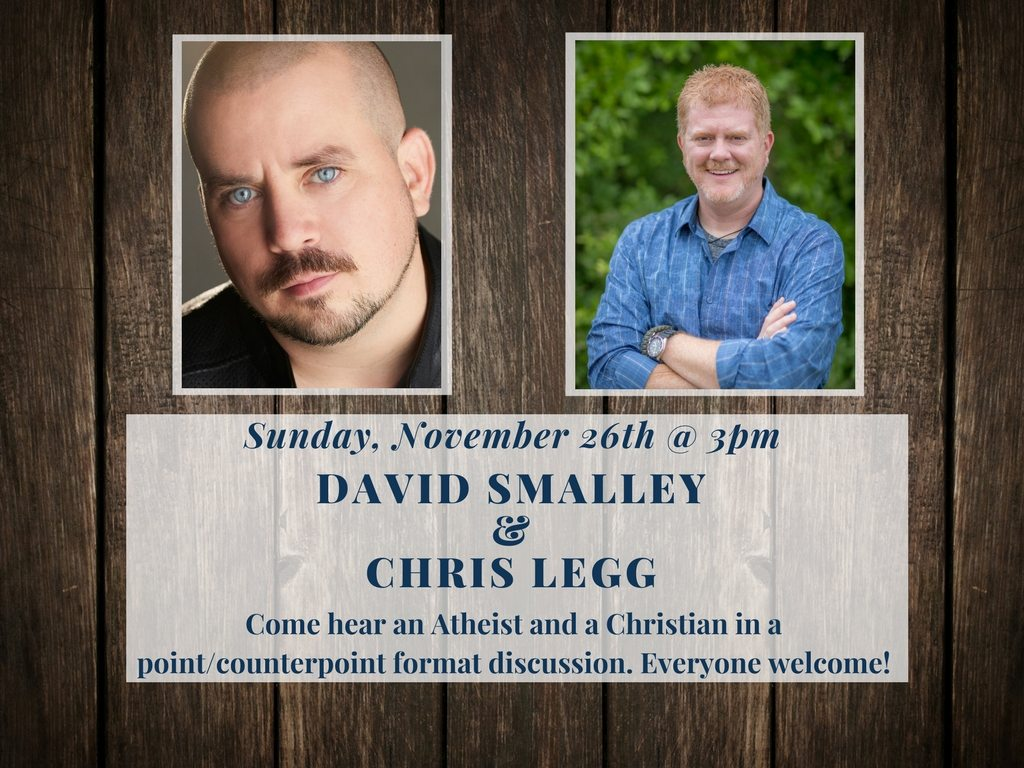A Conversation with David Smalley at South Spring Baptist Church in Tyler TX