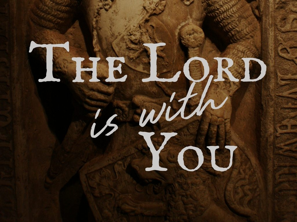The Lord is with You at South Spring Baptist Church in Tyler TX