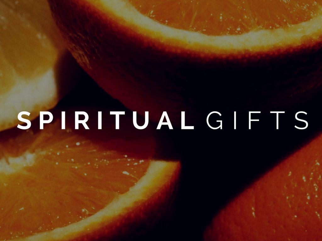 Spiritual Gifts Teaching at South Spring Baptist Church in Tyler TX