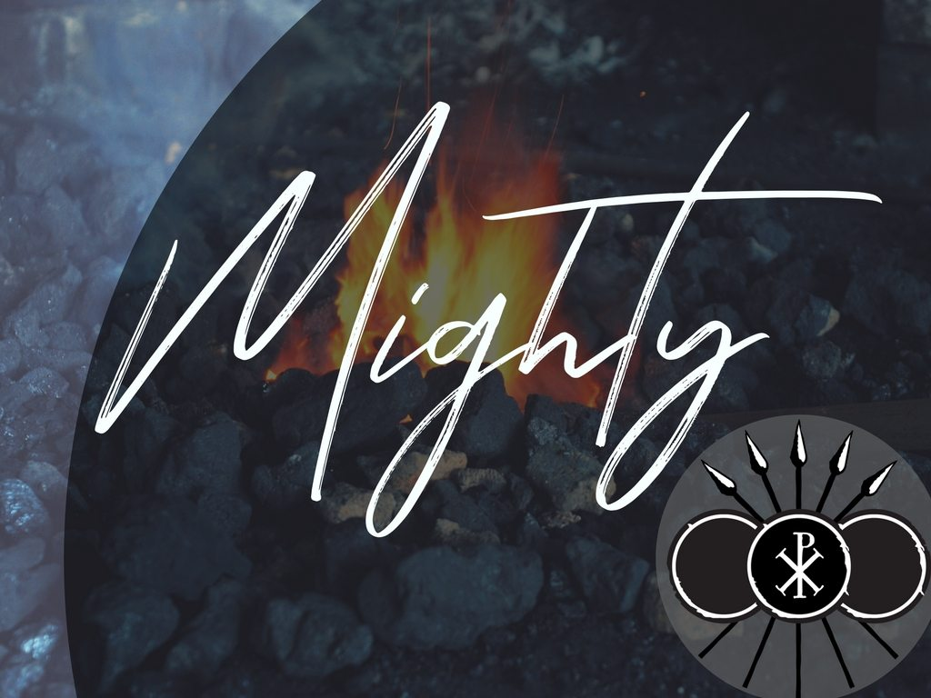 Mighty: Men's Study at South Spring Baptist Church in Tyler TX