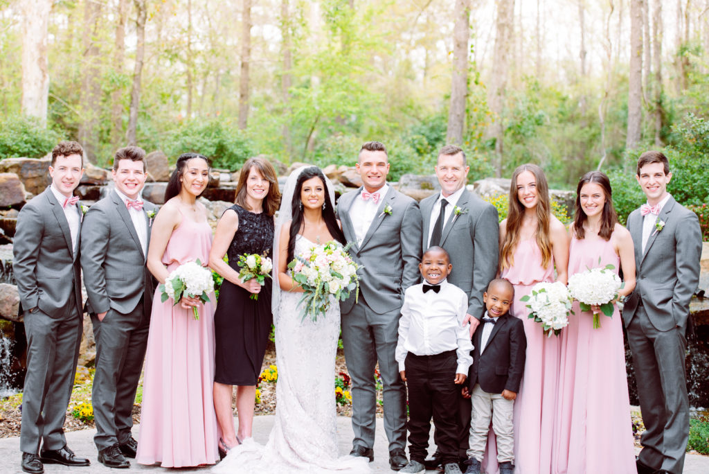 Chris Sherrod Family Wedding