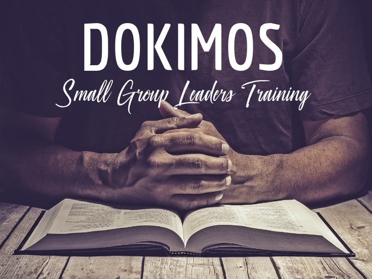Dokimos Small Group Training at South Spring Baptist Church in Tyler TX