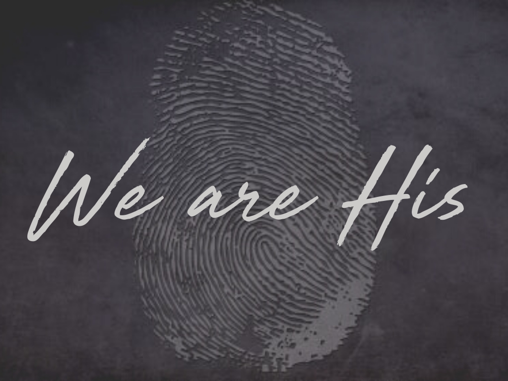 We are His Sermon Series at South Spring Baptist Church in Tyler TX