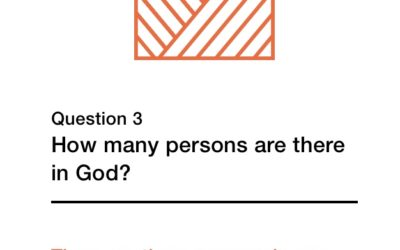 Question 3 (New City Catechism)