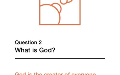 Question 2 (New City Catechism)
