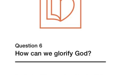 Question 6 (New City Catechism)