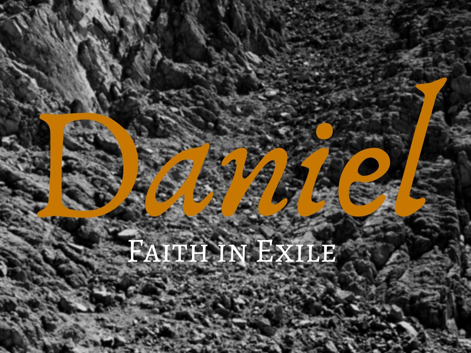 Daniel Sermon Series at South Spring Baptist Church in Tyler TX