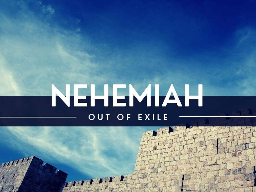 Nehemiah Sermon Series at South Spring Baptist Church in Tyler TX