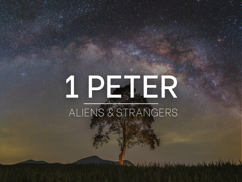 1 Peter Sermon Series at South Spring Baptist Church in Tyler TX