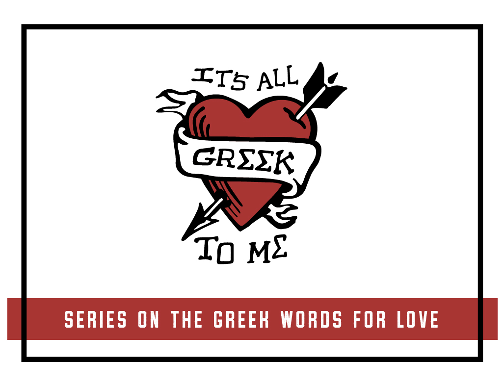 It's All Greek to Me at South Spring Baptist Church in Tyler TX
